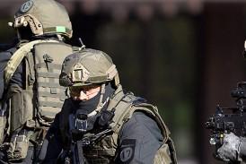 Die GSG 9 der Bundespolizei