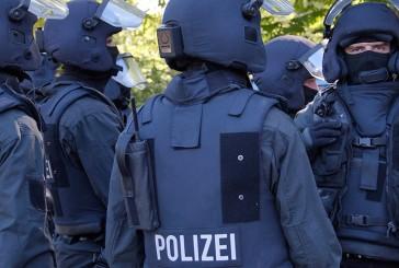 SEK Einsatz nach möglicher Schussabgabe in Köln