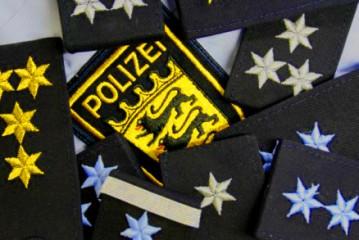 Amtsbezeichnungen der Polizei