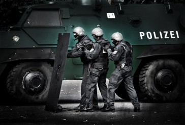 Durchsuchungen bei krimineller Rockergruppierung | SEK Berlin im Einsatz