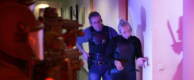 Verhandlungsgruppe | Symbolfoto: Polizei NRW