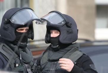 Festnahme durch Spezialkräfte nach Bedrohungslage