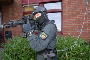 Festnahme durch SEK nach schwerem Raub in Gronau