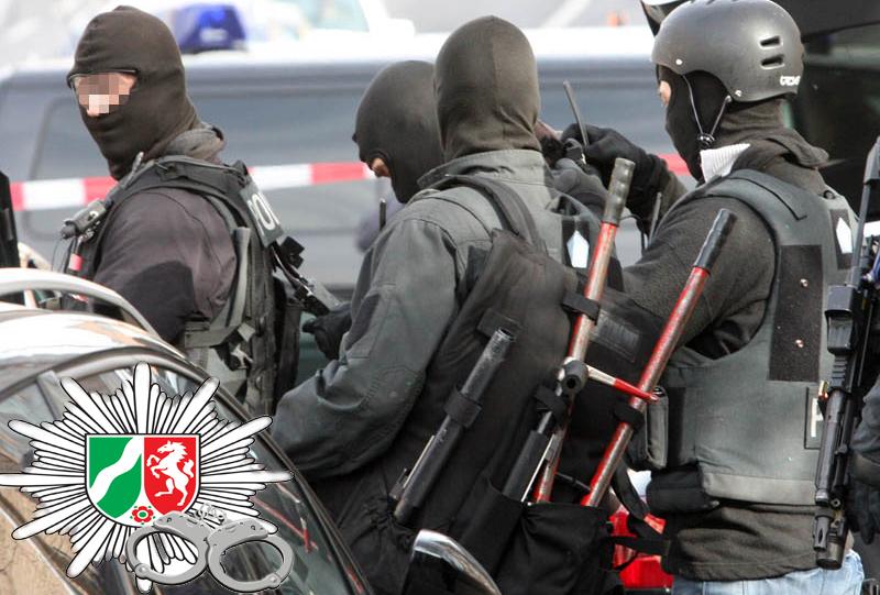 Spezialeinheiten NRW | Foto Archiv: Ralf Röger dmp