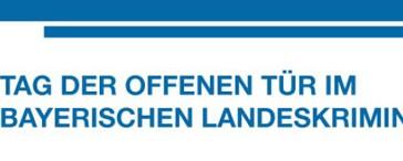 Tag der offenen Tür im Bayerischen Landeskriminalamt