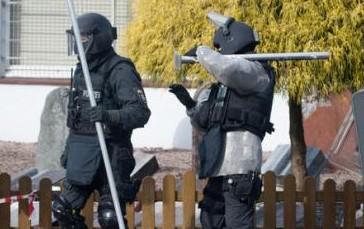 MEK Hamburg verhaftet Brandstifter