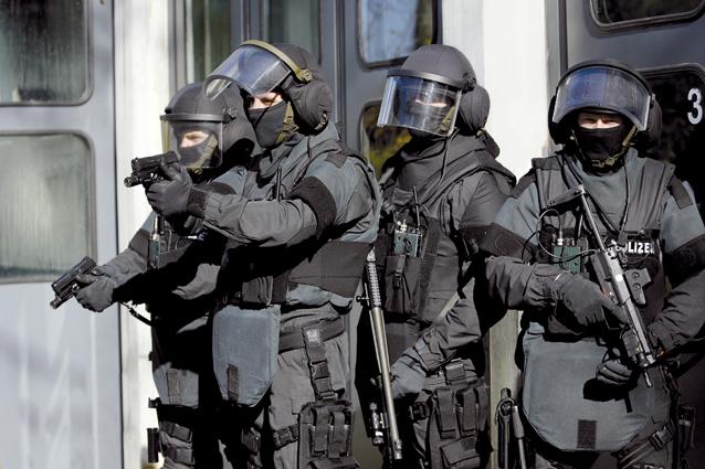 Spezialeinheiten der Polizei Baden-Württemberg | Foto: Polizei BaWü
