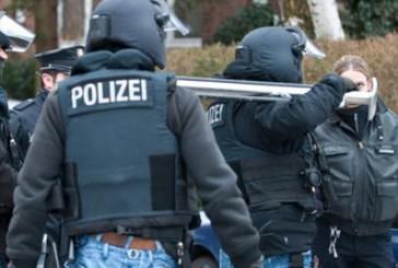 Festnahme durch MEK nach Schüssen in Hamburg-Altona