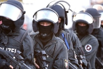 Spezialeinsatzkommando überwältigt 200 Kilo Mann in Essen