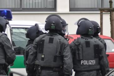 MEK und SEK Einsatz nach Menschenraub in Lübeck