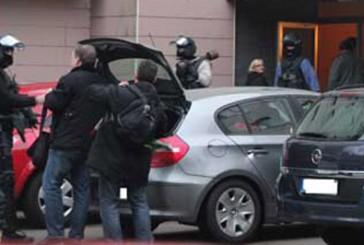 BTM Verfahren | SEK stürmt zwei Wohnungen in Siegen