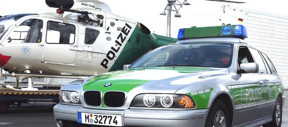 Symbolfoto | © Polizei Bayern