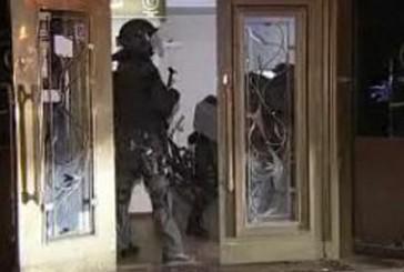 Tötungsdelikt in Hamburg | MEK stürmt Diskothek