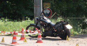 Tatort des erschossenen Bandidos in Bottrop | Foto: © blau-licht-aktuell.de