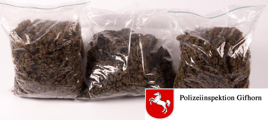 sichergestellte Betäubungsmittel | Foto: © Polizei
