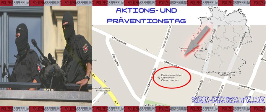 Aktions- und Präventionstag | © SEK-Einsatz.de