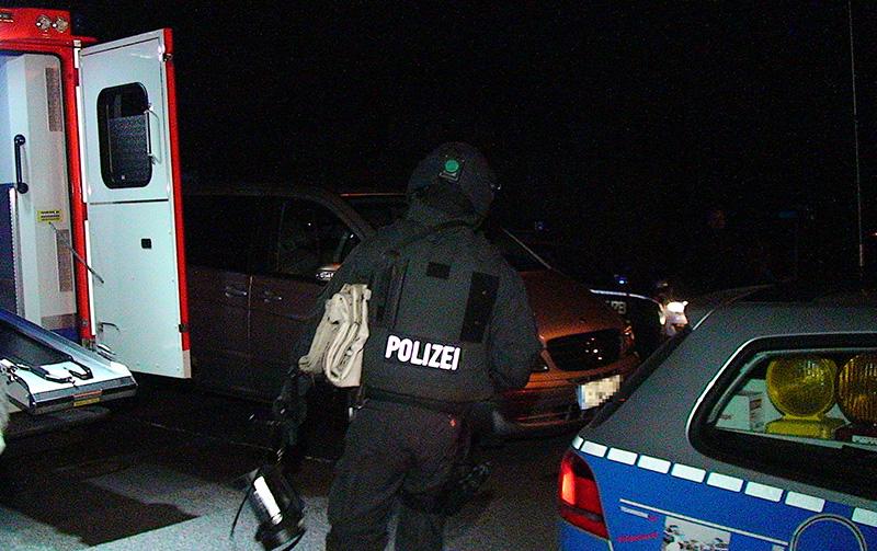 Symbolfoto: © Karsten John • blau-licht-aktuell.de