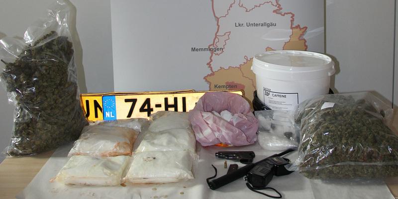 sichergestellte Beweismittel | Foto: Polizei
