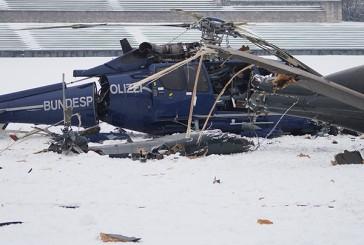 Hubschrauberunglück: Trauerfeier der Bundespolizei in Potsdam
