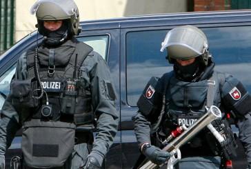 SEK Zugriff: Hungerstreik löst Polizeieinsatz aus