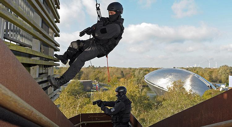 SEK Bremen | Symbolfoto: © Polizei