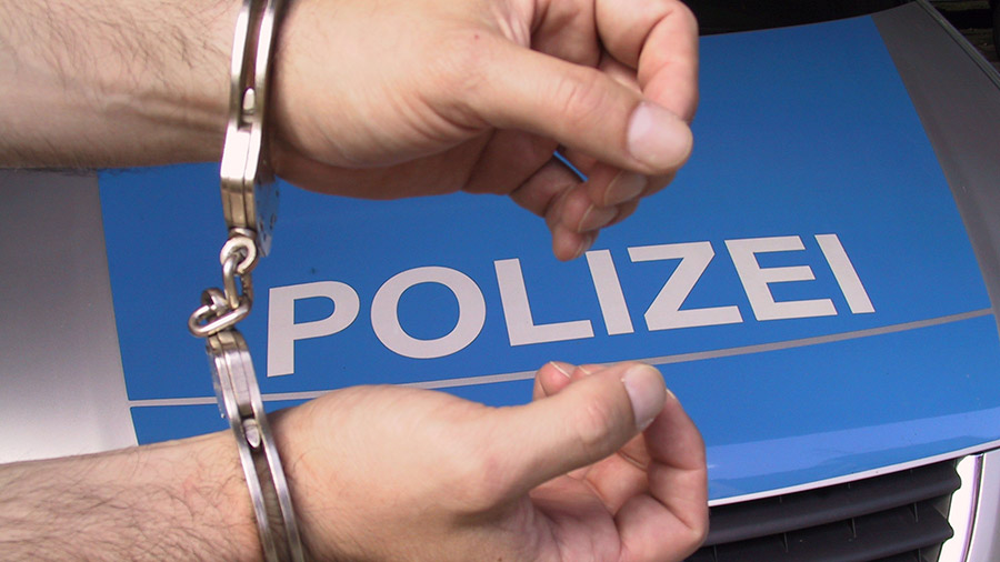 Festnahme | Symbolfoto: © Polizei