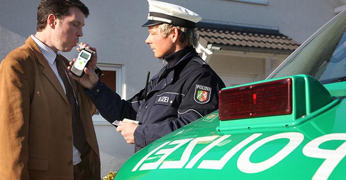 Alkoholkontrolle der Polizei NRW | Foto: © Polizei NRW