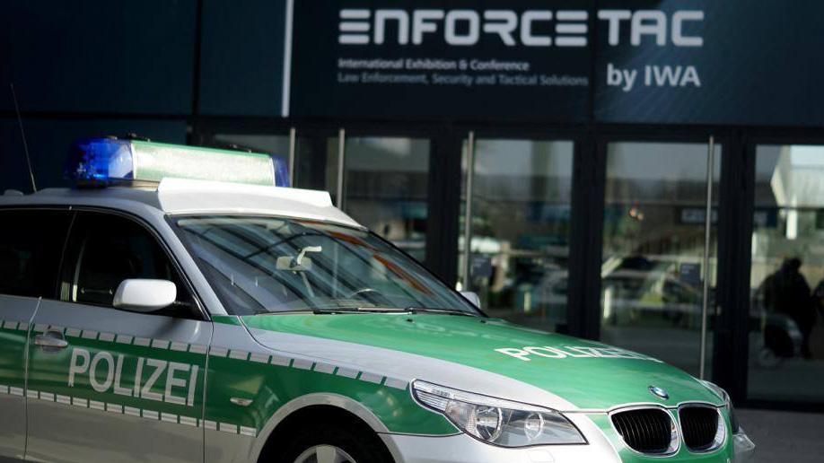Enforce Tac 2014 im Messezentrum Nürnberg | Foto: © Tomas Moll - fjmoll.de