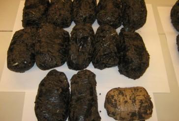 SEK Einsatz in Berlin | 28,5 kg Heroin sichergestellt