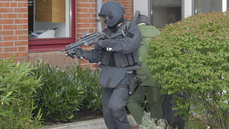 Spezialeinheiten der Polizei NRW | Foto: Archiv