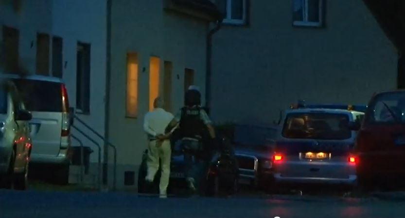 Festnahme durch SEK in Oberhausen | Foto: Screenshot