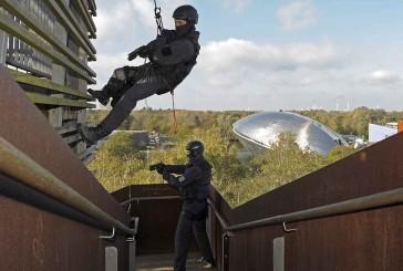 Stinkefinger löst SEK-Einsatz in Bremen aus