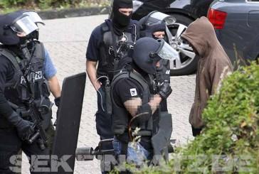 Bedrohungslage in Karlsruhe zieht SEK Einsatz nach sich