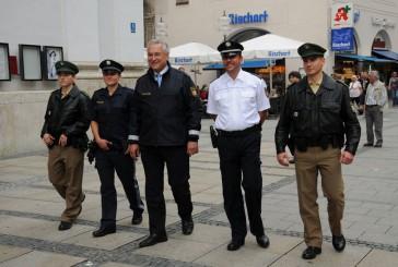 Neue Uniform für Bayerische Polizei und Justiz