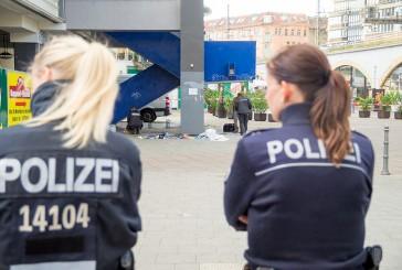 Festnahme nach Tötungsdelikt am Alexanderplatz