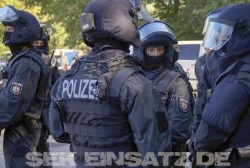 SEK Einsatz nach Bedrohungslage in Bonn