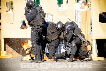 Notwehr: Mann kommt bei SEK-Einsatz ums Leben