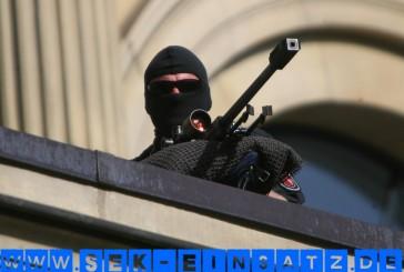 Mehr als 200 Polizeibeamte bei Großübung beteiligt