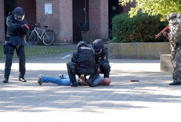SEK kann 19-jährige Geisel in München befreien