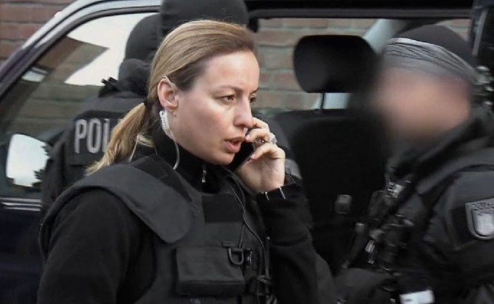 Video: Alexandra Klein die Leiterin der Spezialeinheiten Hamburg
