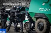 Spezialeinheiten 1.434 Mal in Berlin 2014 im Einsatz