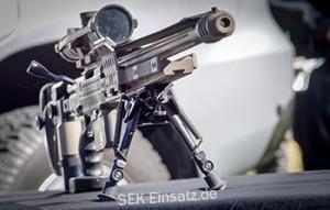 Scharfschützengewehr eines SEK | Voere LBW - M2 - Preis ab 5881 € Foto: © Tomas Moll