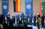 Neue Schutzausrüstung für die Polizei RLP