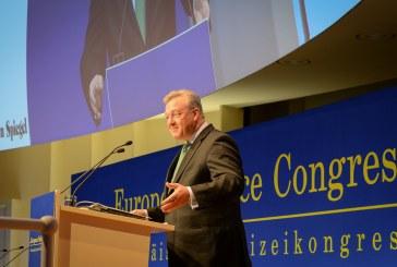 18. Europäischer Polizeikongress startet in Berlin