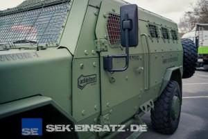 Der HMV SURVIVOR I der Firma achleitner | Foto: © Tomas Moll