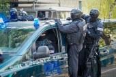 GSG 9 nimmt Mitglieder einer terroristischen Vereinigung fest