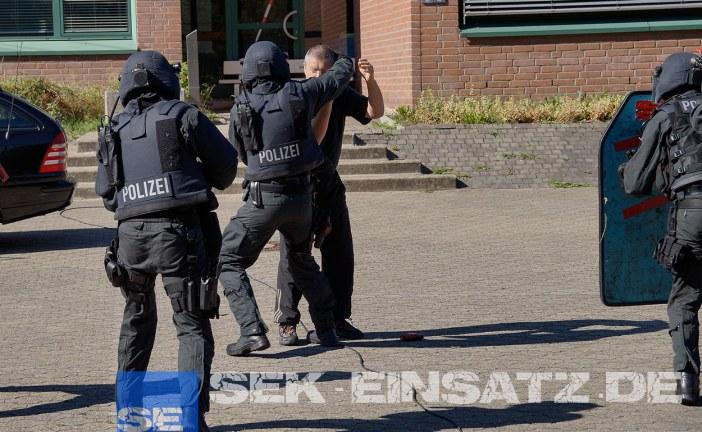 Polizei vereitelt Terroranschlag auf Radrennen in Frankfurt