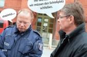 Polizei Berlin ohne Schießtraining
