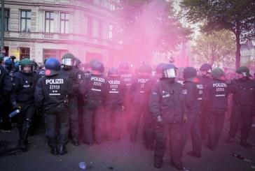 Bilanz 1. Mai in Berlin und Hamburg