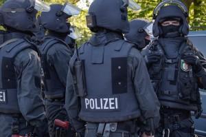 Spezialeinheiten der Polizei NRW | Foto: © Tomas Moll